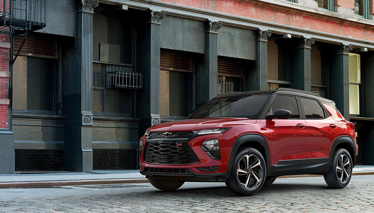 2020 Chevrolet Trailblazer หวนคืนสู่สหรัฐฯ ในฐานะรถครอสโอ ...